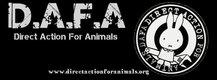 Direct Action for Animals - DAFA - Ireland
